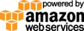 Powered by Amazon Web Services